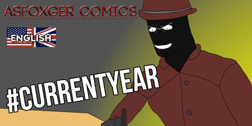 AsFoxger Comics ENG